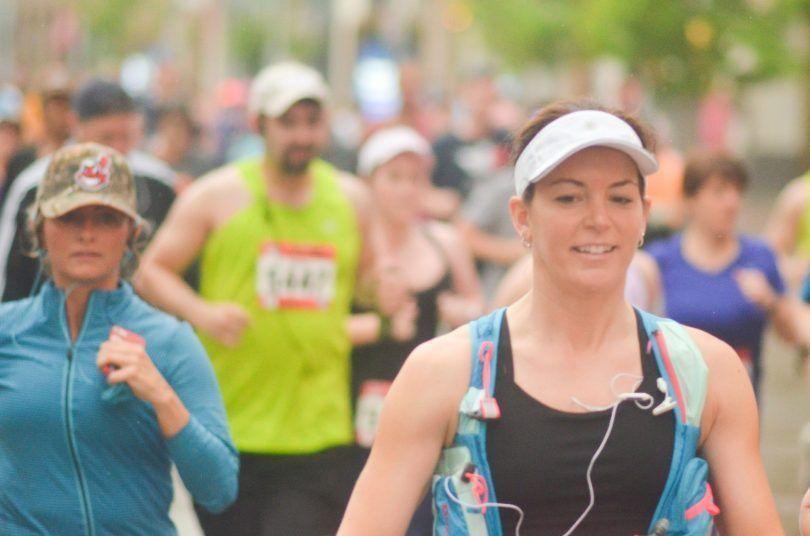 entrenamiento maratón