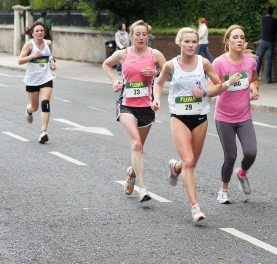CORREDORAS: Las piernas de las mejores maratonistas 1