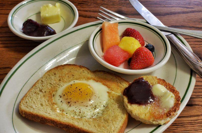 desayuno maratón