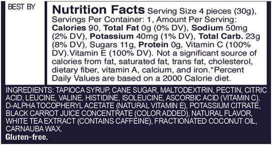energy-chews-strawberry-nutrition