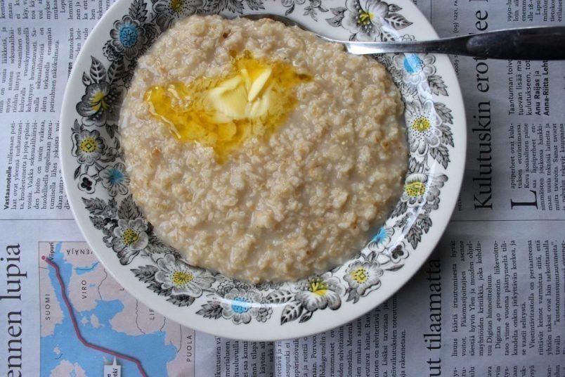 porridge gachas