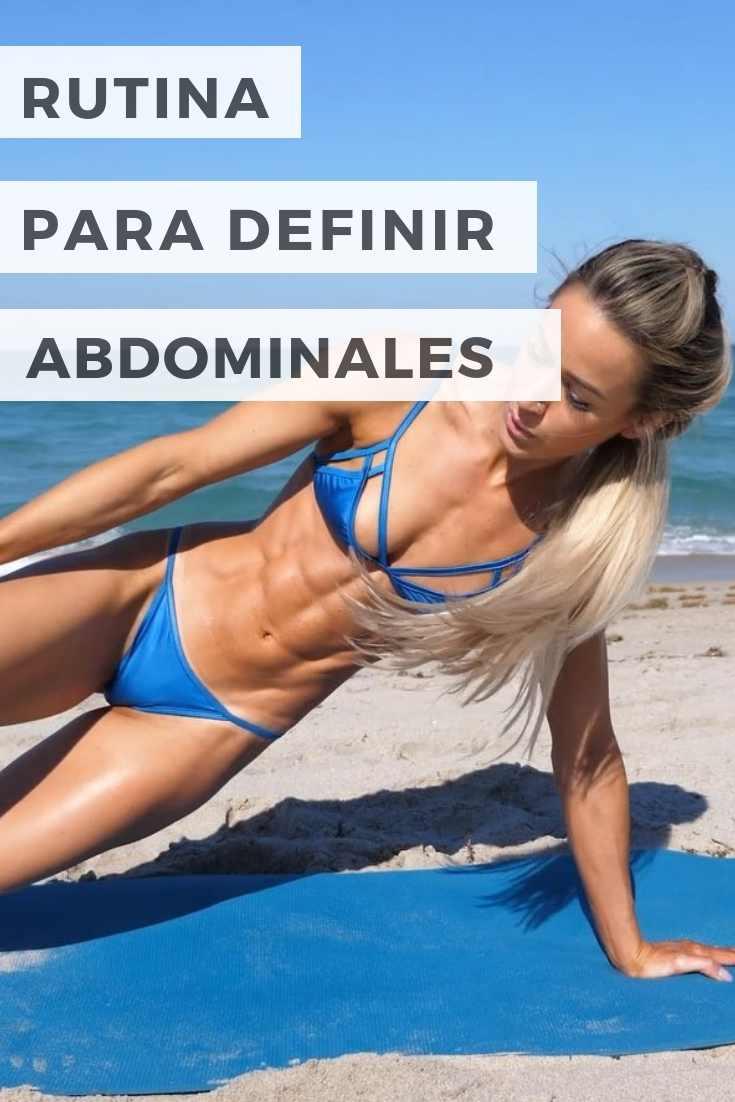 Salvaje rutina de abdominales   VIDEO 2
