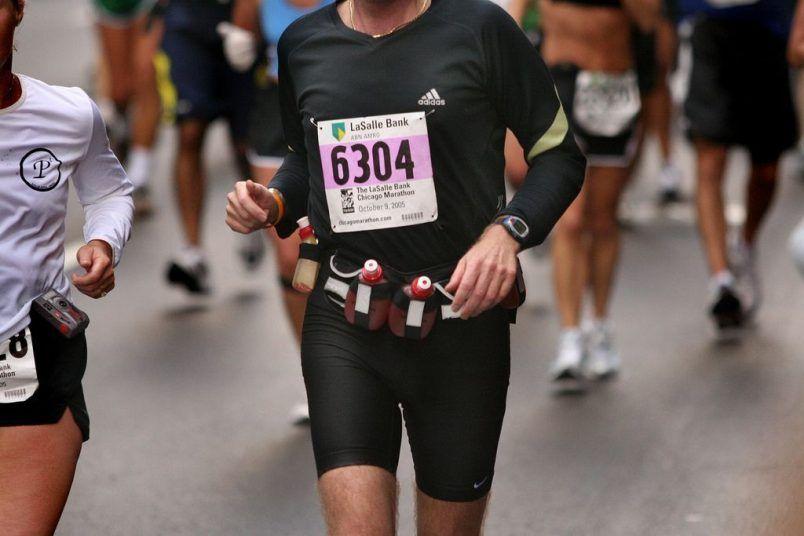 corredor maratón