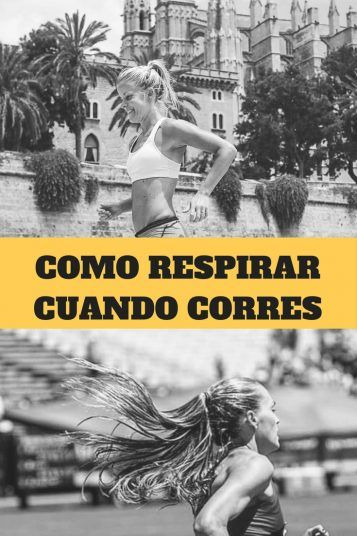 COMO RESPIRAR CUANDO CORRES