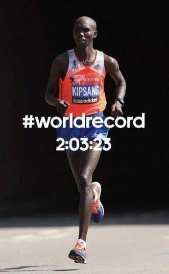 Récords del mundo de maratón: ¿QUÉ ZAPATILLAS USARON