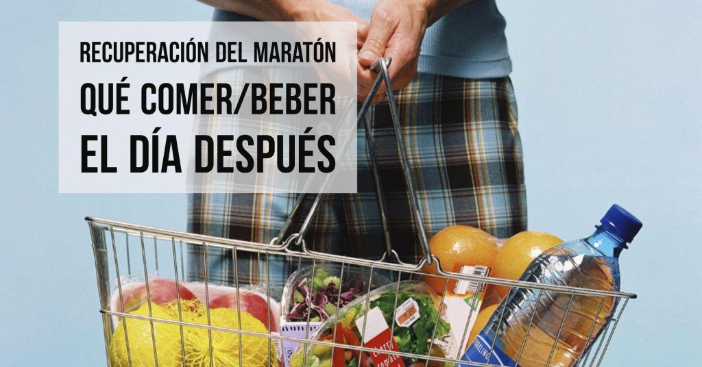 POST MARATÓN