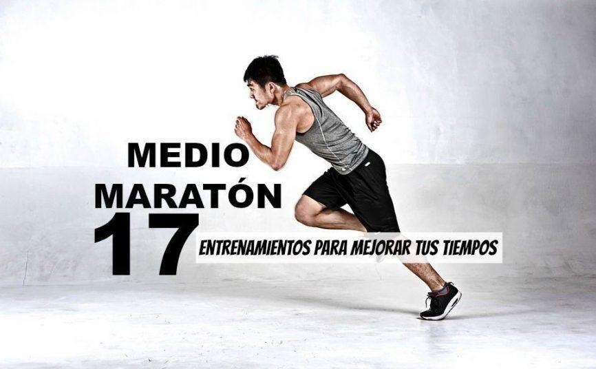 17 entrenamientos