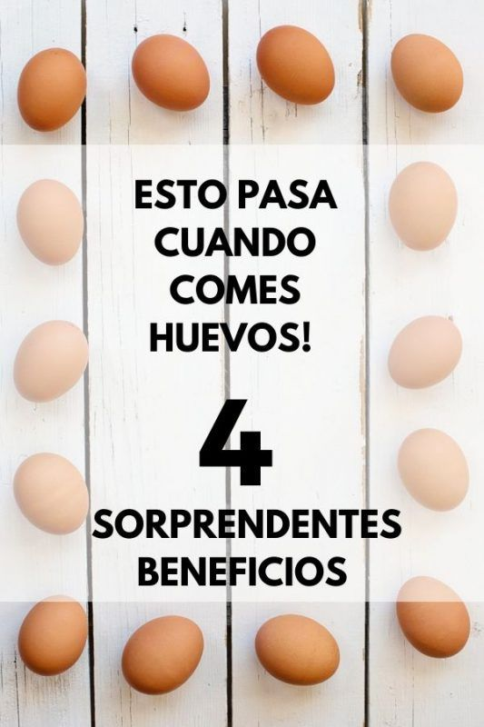 4 Sorprendentes beneficios