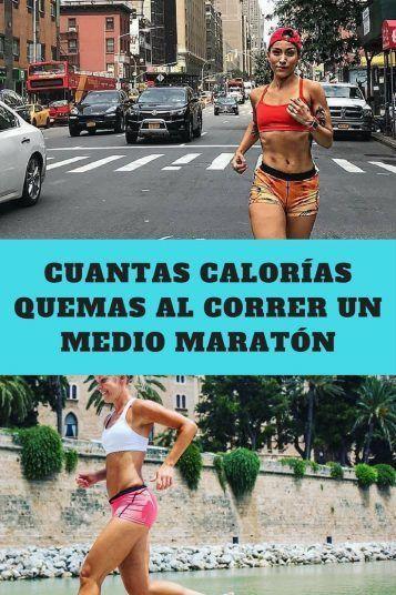 CALORÍAS MEDIOMARATON