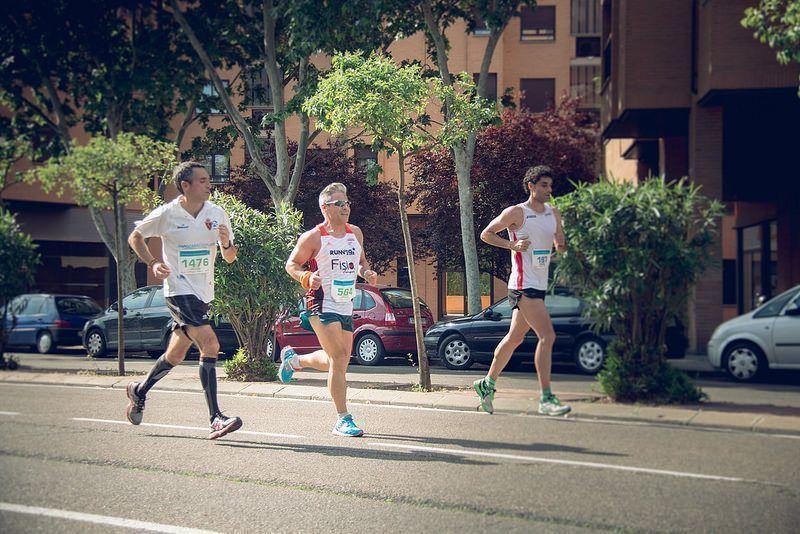 medio maratón 21k