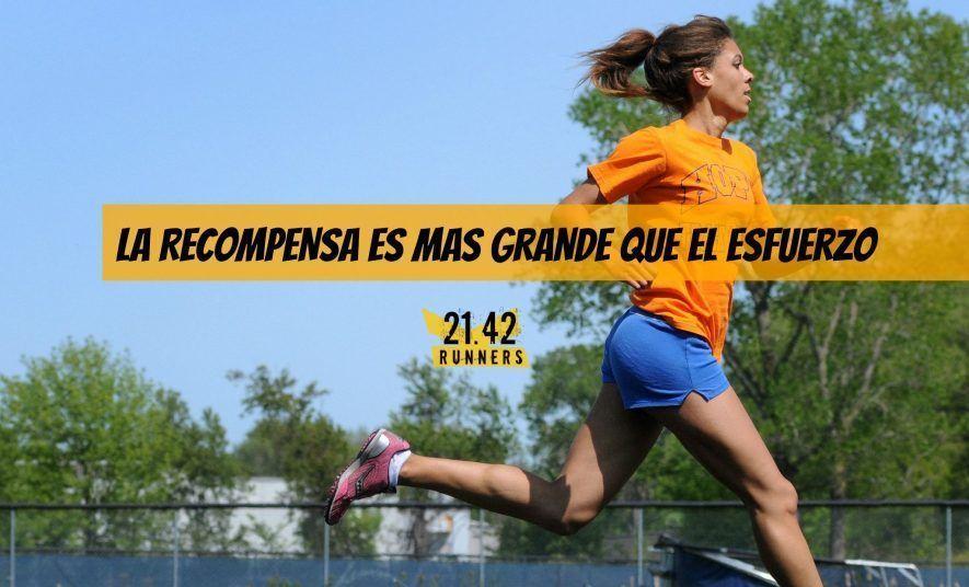 imagen motivadora para corredores