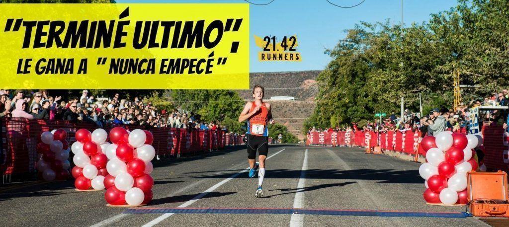 imagen motivadora para correr