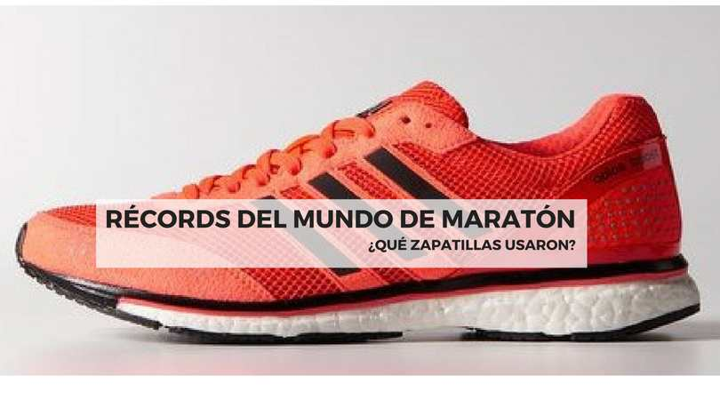 zapatillas record del mundo