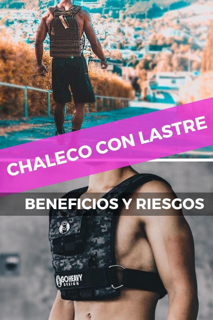 CHALECO LASTRADO
