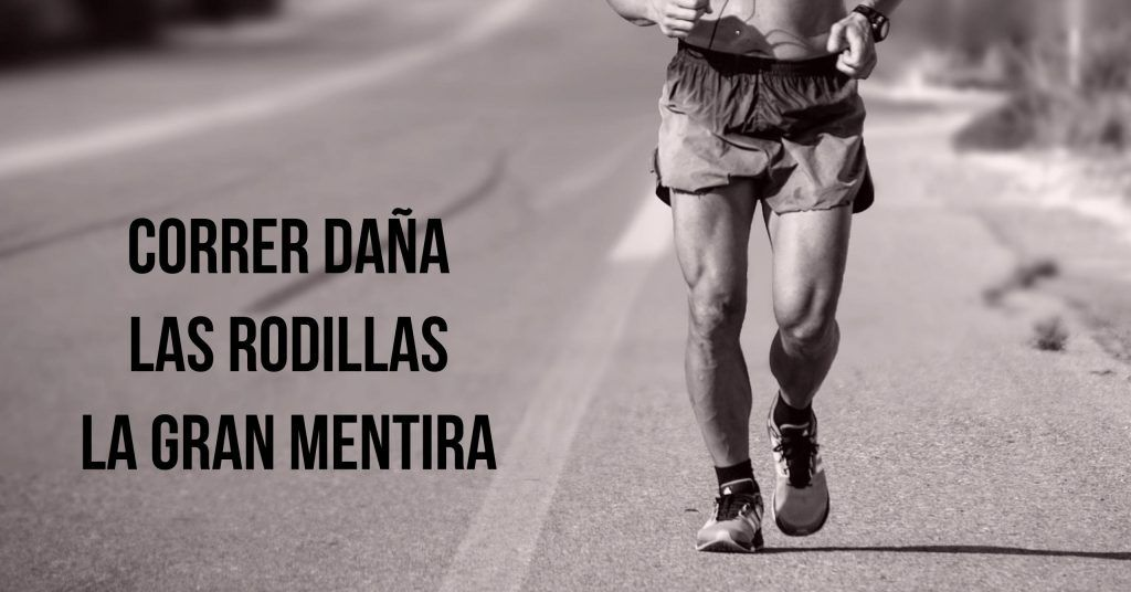 Correr daña las rodillas? GRAN MENTIRA | 21.42runners