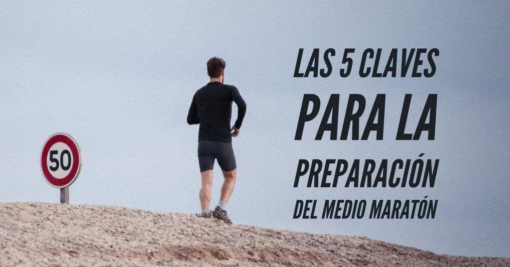 medio maratón preparación