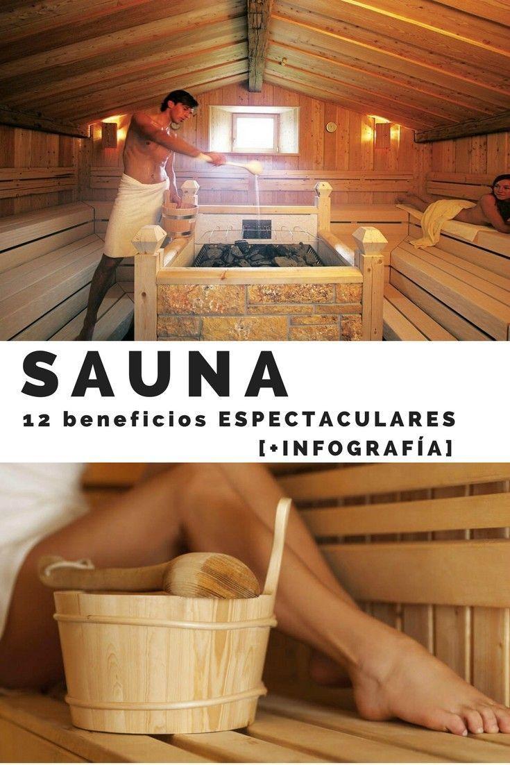 sauna beneficios