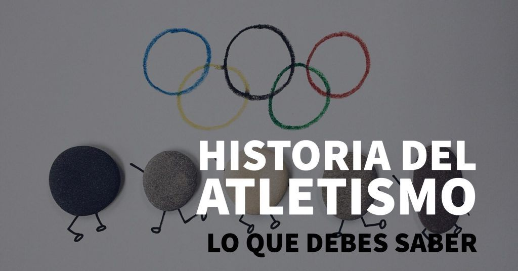 historia de atletismo