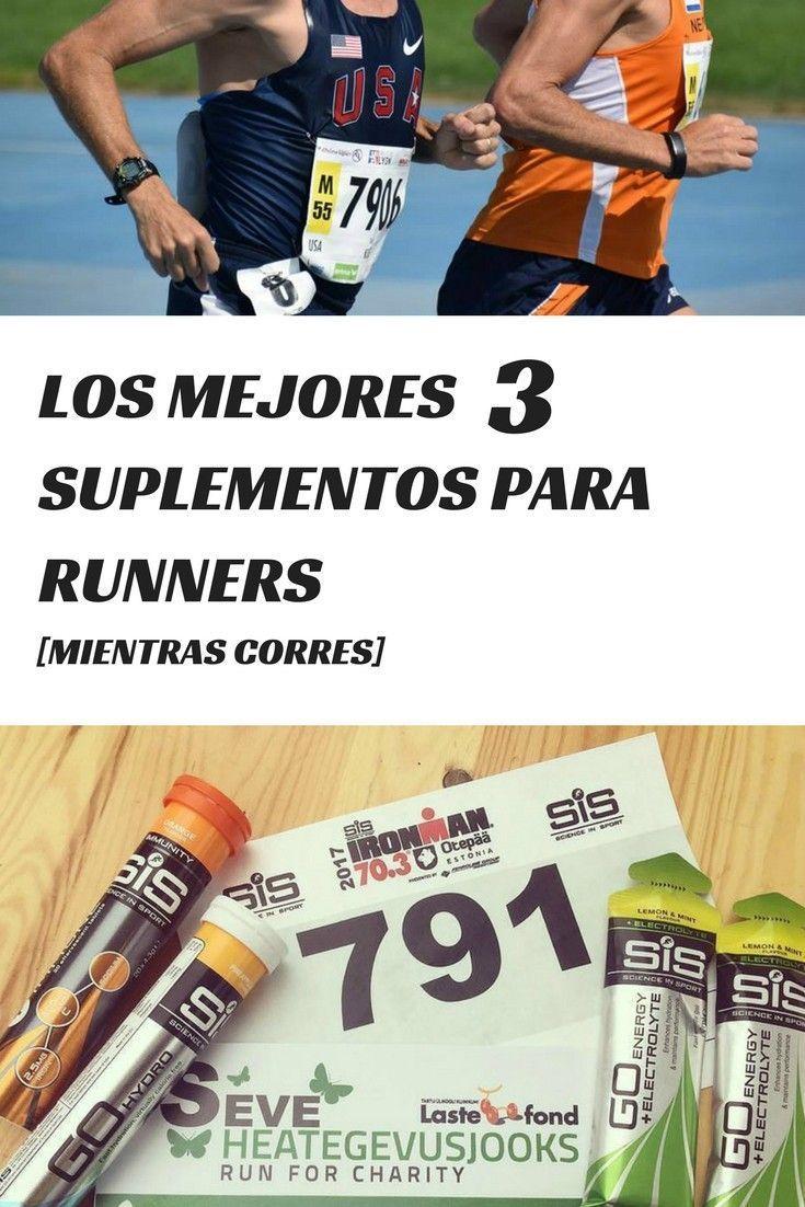 suplementos runners
