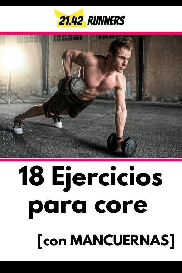 18 ejercicios para core