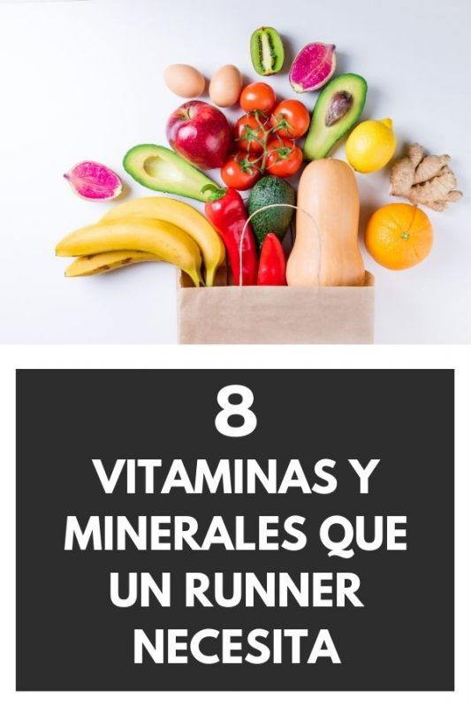vitaminas runners