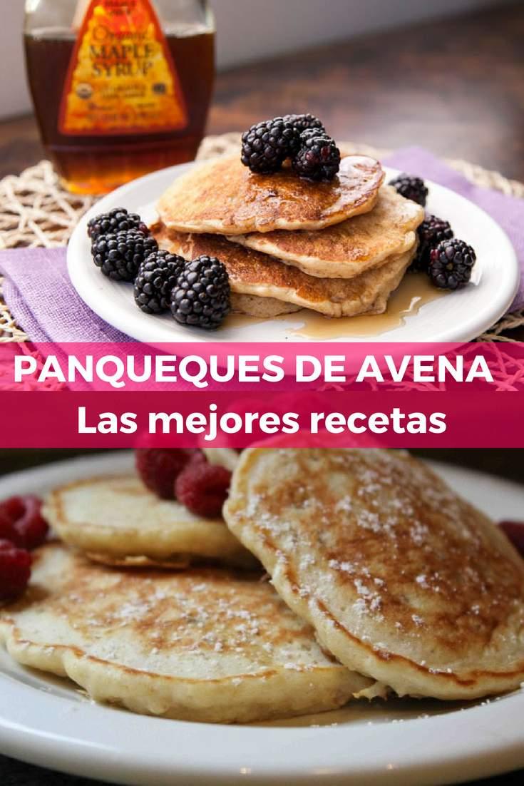 PANQUEQUES DE AVENA_ Las mejores recetas