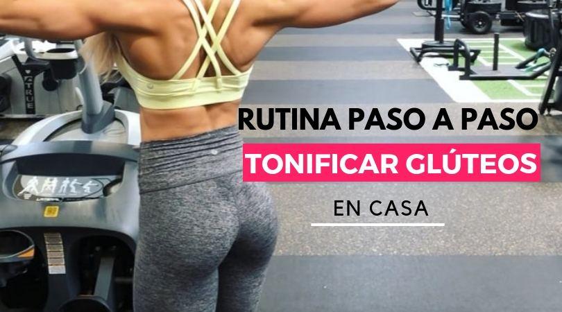 TONIFICAR GLUTEOS EN CASA