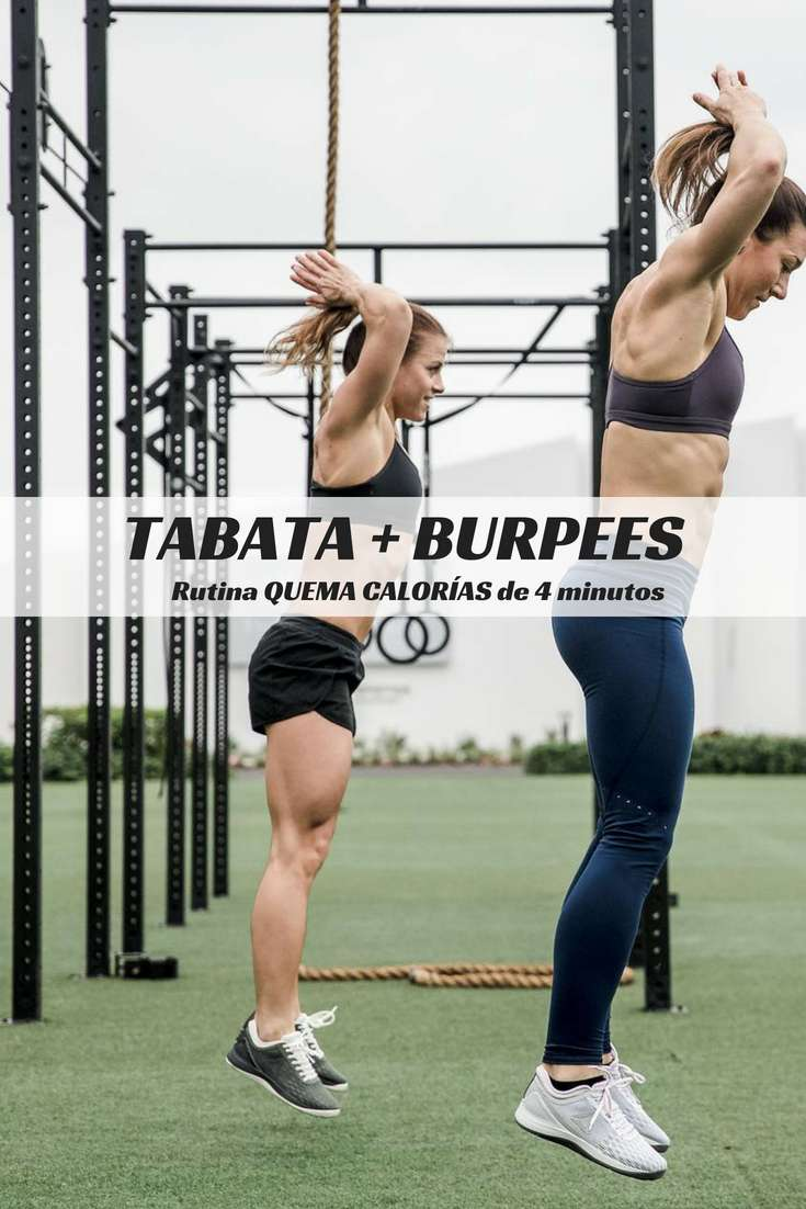 TABATA + BUERPEES