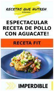 Espectacular receta de POLLO con AGUACATE! RECETA FIT 1