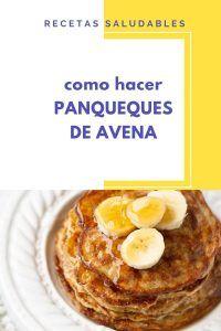 Como preparar PANQUEQUES DE AVENA: Las mejores recetas 1
