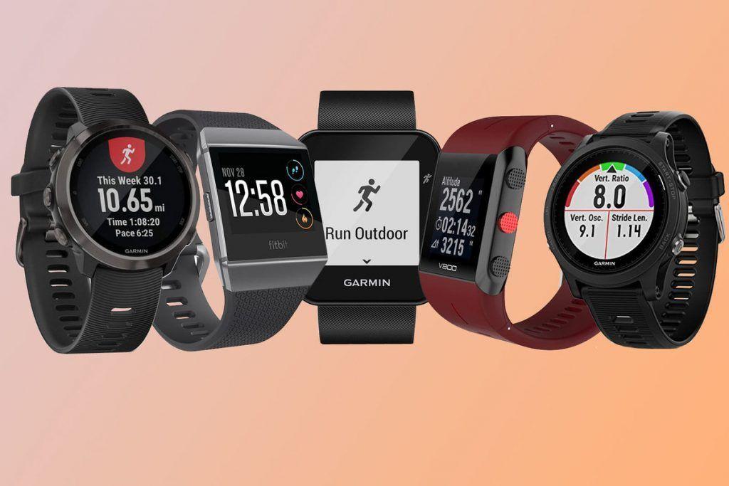 relojes para correr