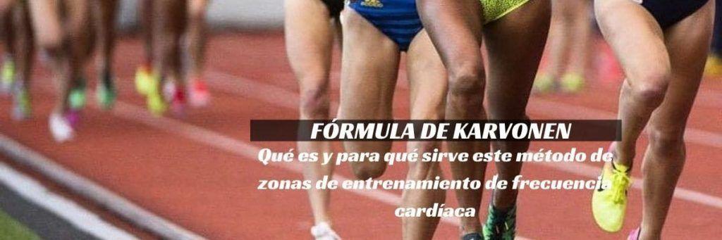 la FÓRMULA DE KARVONEN